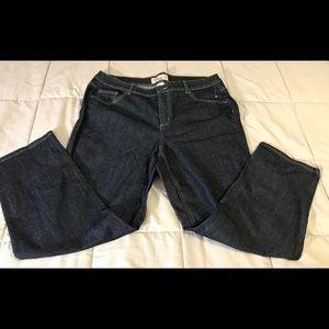 Just My Size Classic Stretch Denim Jeans size 20W